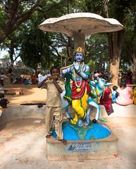 Krishna Je ! (Lakshmi. R.K.) Tags: 2014 kallanai