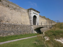 Fort Nieulay, Calais, France