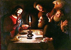 The Gospel of St. Luke 24 13-35 - Appearance of the Risen Christ to two Emmaus disciples 2 - By Amgad Ellia 05 (Amgad Ellia) Tags: 2 two st by christ luke 24 risen gospel amgad appearance ellia emmaus the disciples 1335