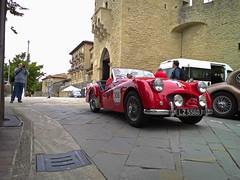 Mille Miglia (lollo255) Tags: car sport vintage automobile san sanmarino 1000 marino automobilismo mille miglia millemiglia 1000miglia