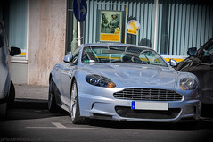 DBS (jansolanellas) Tags: blue light berlin cars car silver germany james nikon martin stunning bond british aston astonmartin 007 dbs v12 astonishing nikonian 12cylinders astonmartindbs worldcars d300s nikond300s v12cars v12autos