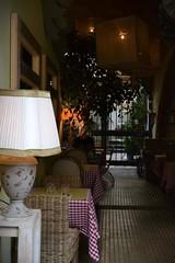 Ti porto a cena con me.. (F l o r i c a) Tags: rustico estate fame agosto ristorante cena orvieto tavoli ristoranterustico