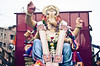 Ganesh idol ([s e l v i n]) Tags: india elephant ganesha god ganesh idol bombay elephantgod mumbai hinduism deity visarjan ganpati lordganesh lalbaug hindugod ganeshotsav ganeshvisarjan ganeshfestival hindudeity ganeshidol chinchpokli ©selvin