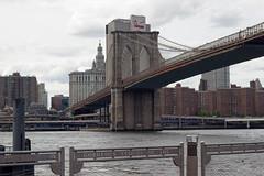 Brooklyn Bridge (vagueonthehow) Tags: newyork brooklynbridge