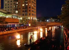 Luminaria Candle Lanterns 8.23.14 (Photo by Erin Cuddigan)