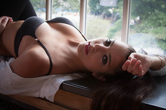 aLynn In The Sun (PremierChoice) Tags: window eyes sultry 2014 hurrell amanadaagnew quaasim