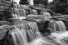 Richmond Green Waterfall (RickykcWong) Tags: ontario canada water canon eos wideangle waterfalls richmondgreen richmondhill 70d 1018mm breathtakinglandscapes