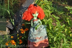 CAM Witch (IHime1) Tags: monster high witch cam