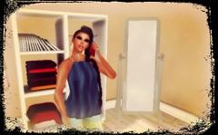Dork-Yvonne (mooshieu) Tags: blue top dork exclusive passion4fashion