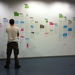Internet Timeline at Ars Electronica Center #arselectronica #interner