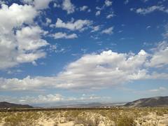 Cloud (kingayako) Tags: sky cloud desert 29palms   twentyninepalms joshuatreenationalpark