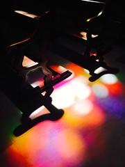 Disco Church (Dro-San) Tags: light glass canon sevilla seville stained sansalvador siviglia