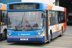 Stagecoach North East - 22211 - T211TND (Transport Photos UK) Tags: bus coach adamnicholson flickr travel nikond3000 transportphotosuk stockton adamnicholsontransport photos uk transport