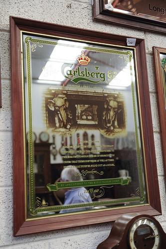 Carlsberg Mirror € 200