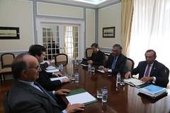 Reunião com a Associação Nacional de Freguesias
