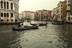 Venezia (teresat_b) Tags: italy europe grand gondola venezia canale