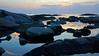 Havblikk (Arnt Kvinnesland) Tags: seascape nature norway september solnedgang fjæra karmøy liknes havblikk kystlandskap vindstille sonya6000