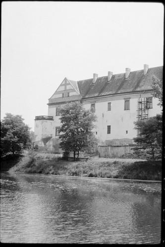 Zamek Szydłowiecki, lata 80-te, XXw.
