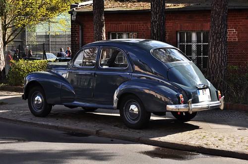 Peugeot 203 C (1955)