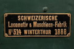 Pilatusbahn Dampftriebwagen Bhm 1/2 6 ( Dampflokomotive - Hersteller SLM Nr. 514 - Baujahr 1888 ) im Verkehrshaus Schweiz VHS in Luzern im Kanton Luzern der Schweiz (chrchr_75) Tags: chriguhurnibluemailch christoph hurni schweiz suisse switzerland svizzera suissa swiss chrchr chrchr75 chrigu chriguhurni juni 2015 hurni150616 verkehrshaus vhs kantonluzern luzern albumzzz201506juni juni2015 albumbahnenderschweiz albumbahnenderschweiz201516 schweizer bahnen eisenbahn bahn train treno zug dampflokomotive dampfmaschine dampflok locomotora vapor  vapeur steam vapore  stoomlocomotief albumdampflokomotiveninderschweiz juna zoug trainen tog tren  lokomotive lok lokomotiv locomotief locomotiva locomotive railway rautatie chemin de fer ferrovia  spoorweg  centralstation ferroviaria