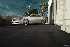 Lexus LS460 | VX410