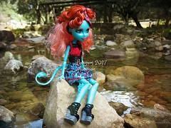 (Linayum) Tags: lorna lornamcnessie mh monster monsterhigh mattel doll dolls muñecas toys juguetes nature naturaleza linayum
