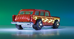 nomad (andrew.foeller) Tags: hotwheels nomad chevrolet miniature toy car hotrod stationwagon chevy trifive
