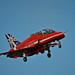 RAF Red Arrows Biggin Hill 2014 Red 1