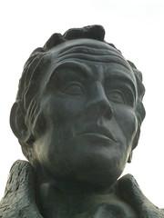 Simon Bolivar statue (stillunusual) Tags: barcelona travel sculpture art statue spain catalonia catalunya publicart 2014 simonbolivar travelphotography simónbolívar travelphoto travelphotograph juliomaragall parcdelabarceloneta