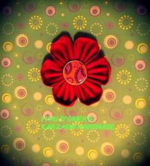 A  red passion flower for your look : handmade kanzashi!  Un fiore rosso passione per il tuo look : Kanzashi floreale fatto a mano.  Fioridoriente #handmade #kanzashi #fabric #fiori #fleur #flores #red #passion #lovely #Brooches  #hairpins #Japan #regalo (fioridoriente) Tags: red flores fleur look japan handmade moda maiko fabric gift geisha passion kimono lovely fiori rosso giappone regalo brooches passione hairpins kanzashi fattoamano fioridoriente