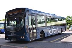 Translink Metro 552 EFZ9552 (Will Swain) Tags: belfast city northern ireland bus buses transport travel 19th june 2014 uk britain north translink metro 552 efz9552 efz 9552