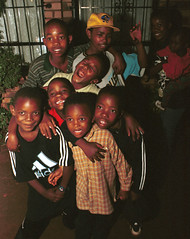 Nomsa Farewell Party Jabulani Soweto South Africa Kids Vuyisile (RIP) 1999 003 (photographer695) Tags: africa party kids eric south rip 1999 farewell lilian soweto jabulani nomsa vuyisile