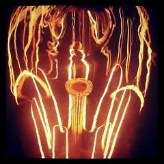 Electrifying (karmenbizet73) Tags: electricity electric light oldfashioned bulbs thisshouldbeapostcard random benjaminfranklin photographydevelopment