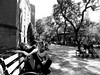 l'inconnue de Central Park / The unknown from Central Park (jpardelle) Tags: lost mind unknown