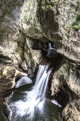 PARCO DI SKOCJANSKE  JAME. (FRANCO600D) Tags: fiume slovenia grotte cascata reka skocjanske skocjanskejame timavo divaccia grottedisancanzian
