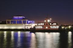 Devonport Ferry Terminal (Brian Aslak) Tags: newzealand ferry night noche boat barca auckland noite aotearoa ferryterminal devonport   uusmeremaa naujojizelandija jaunzlande