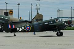 C-GZCE (BAE) (Steelhead 2010) Tags: beechcraft c45 expeditor canadianwarplaneheritagemuseum creg cwhm cgzce b118 skyfest2014