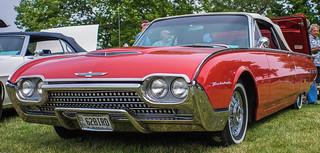 1962 Ford Thunderbird convertable-1