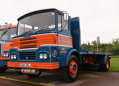 Williams Guy  Big J4 (71B / 70F ( Ex Jibup )) Tags: show new old heritage classic cars public museum vintage moving display diesel cab wheels historic clean vehicles restore transportation restored restoration trucks motor chassis load polished loaded haulage gaydon