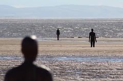 Crosby Beach 2 (stemplar41) Tags: anthonygormley crosbybeach