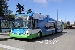 2009 New Flyer DE60A #29700 (busdude) Tags: new bus flyer community ct transit swift motor society rapid brt mbs newflyer communitytransit motorbussociety de60a