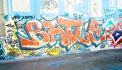Batle (TheHarshTruthOfTheCameraEye) Tags: graffiti batle 663k losangelesgraffiti ripbatle batleforever