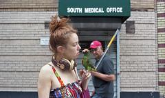. (zalkr) Tags: newyork 35mm washington nikon parrot 35mmfilm cheers chuck f2 heights n90 portra400 cheers2 chuck2 chuck3 chuck4 cheers3 cheers4 cheers5 cheers6 cheers7 cheeredbythepigsty