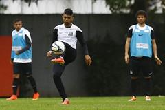 Gabriel Barbosa (Santos Futebol Clube) Tags: ct santos fc rei 2014 profissional treino pel brasileiro
