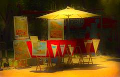 venta de laminas, junto al Museo del Prado (desde mi corazn) Tags: magicunicornverybest magicunicornmasterpiece