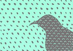 day 17 (Melissa Boardman) Tags: bird pattern patterns surfacedesign patterndesign patternabstract
