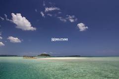 Belitung - Pulau Pasir (Yant Yanto) Tags: travel blue beach nature canon indonesia landscape biru belitung nusantara bangkabelitung belitong bangkabelitong belitungbagus belitongbagus thecityofparadise