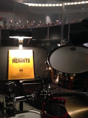 In The Heights - Top of the Show (vxla) Tags: show music tom drums illinois bass percussion pit musical lp shaker setup dw zildjian universitypark snare 2014 latinpercussion orchestrapit governorsstateuniversity drumworkshop vxla 2010s