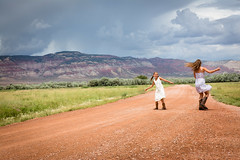 (harpazo_hope) Tags: road utah cowboy boots 1750 tamron vc d7100