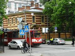 #StreetLife #SaintPetersburg (RenateEurope) Tags: nikon cityscape russia streetlife coolpix saintpetersburg eremitage s9100 kreuzfahrt2014 warnemndetallinnsaintpetersburghelsinkistockholm